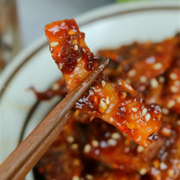 Những món rim bắt cơm ăn dần trong ngày Tết