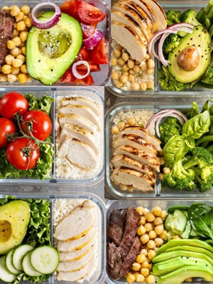 Gợi ý món ăn cho thực đơn Keto ăn kiêng hiệu quả
