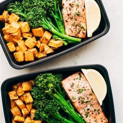 Món ăn thích hợp cho thực đơn giảm cân dài hạn