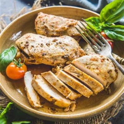 Đổi vị ức gà cho chế độ EAT CLEAN