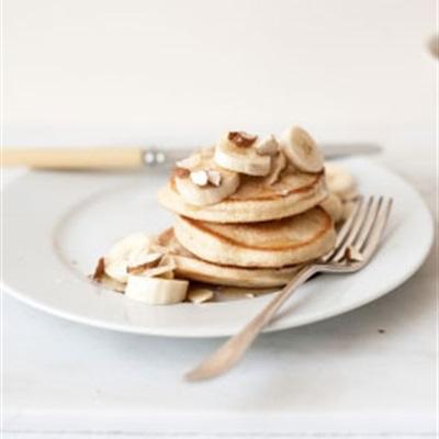 Pancake dinh dưỡng cho bữa sáng EAT CLEAN