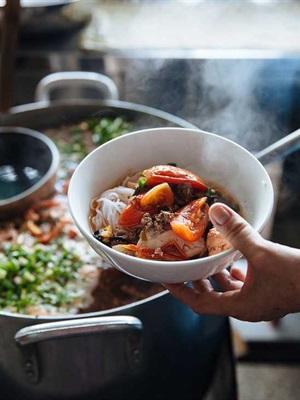 Bún - Phở - Miến - Nui - Hủ tiếu - Bánh canh