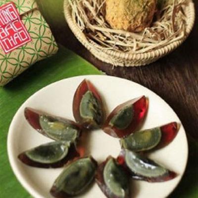 Trứng bắc thảo thơm ngon bổ dưỡng