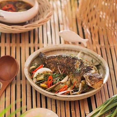 Tổng hợp các món cá