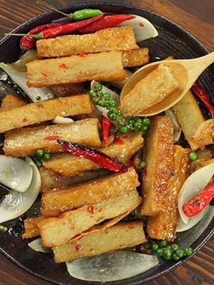 Món ngon từ chả cá cho bữa cơm gia đình