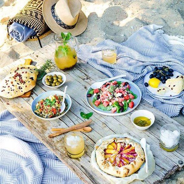 Thực đơn lý tưởng cho party tại gia hoặc picnic cuối tuần