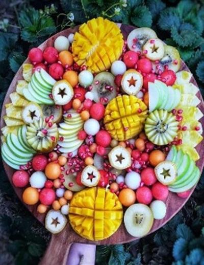 Món ngon từ trái cây