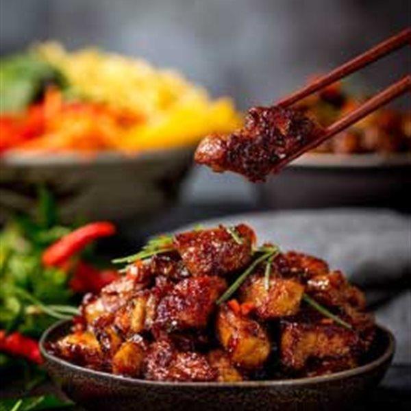 Thịt heo ba chỉ và những món mặn cho bữa ăn chính
