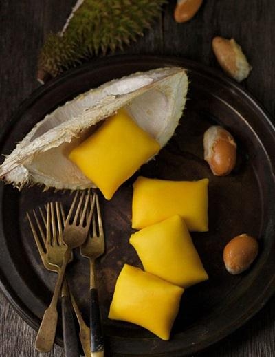 Món ngon từ SẦU RIÊNG béo thơm dễ gây nghiện