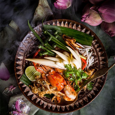 Thai cuisine อาหารไทย