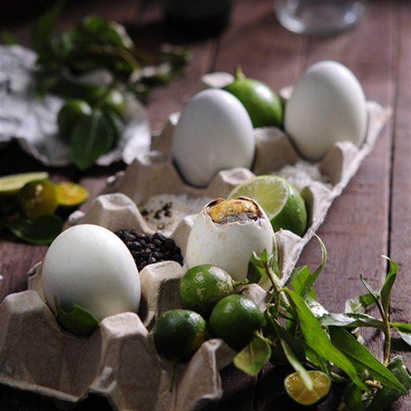 Trứng lộn bổ dưỡng