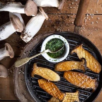 Nấm đùi gà và những món ngon khó cưỡng