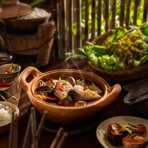 Món cơm gia đình thuần Việt