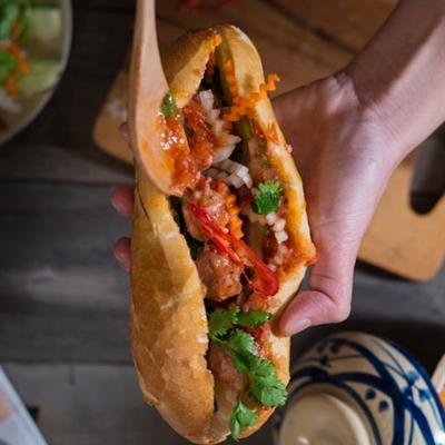 Các thể loại bánh mì Việt