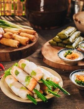 Món Ngon Đãi Tiệc Truyền Thống Việt Nam