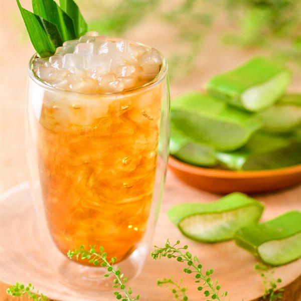 Nước uống nhà làm thay nước ngọt có gas cho Tết nhẹ nhàng