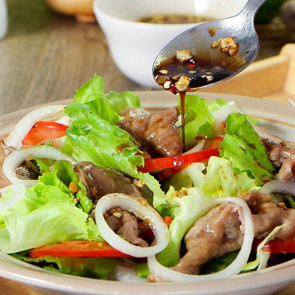 Các món ăn healthy từ Maggi