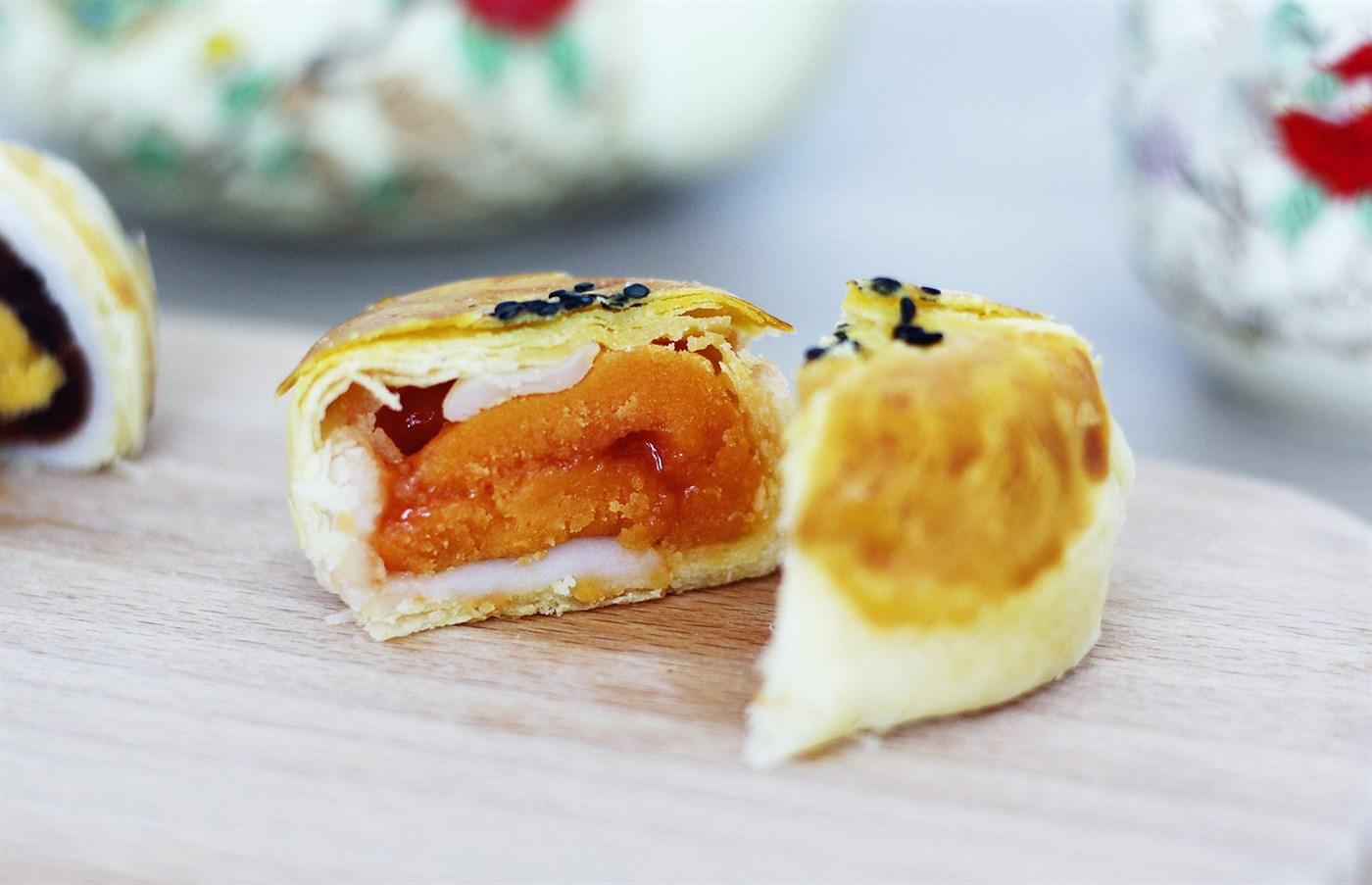 Chuyên Đề Trung Thu: Bánh Trung Thu Nhân Đài Loan