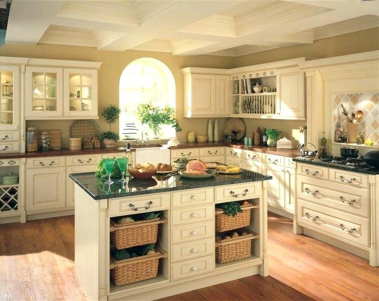 thiết kế nhà bếp kiểu mỹ