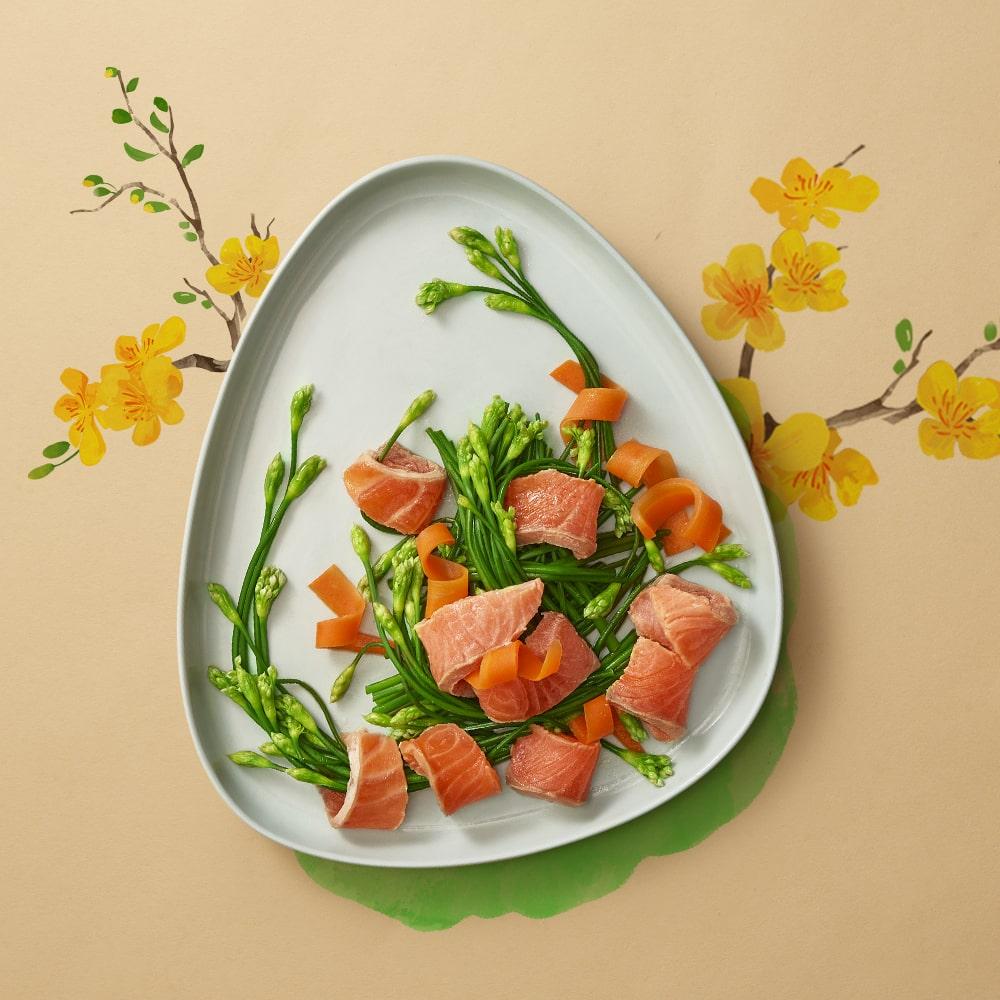 Món xào ngon từ Knorr
