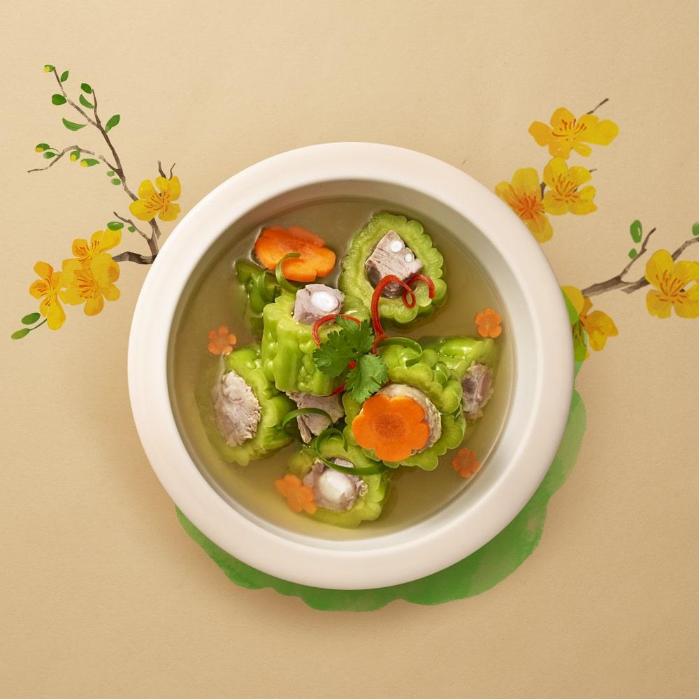 Món canh ngon từ Knorr