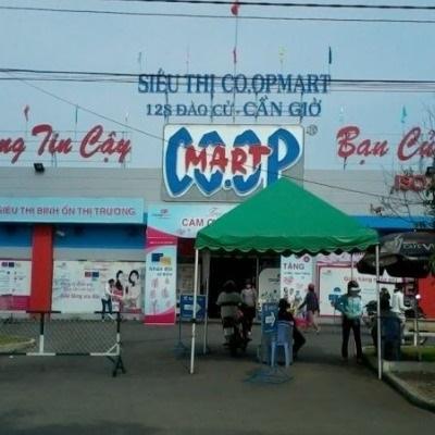 Siêu Thị Co.opMart - Cần Giờ