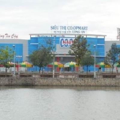 Siêu Thị Co.opMart - Mai Thị Tốt