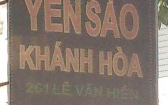 Yến Sào Khánh Hòa - Lê Văn Hiến