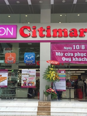 Aeon Citimart - Cao Thắng