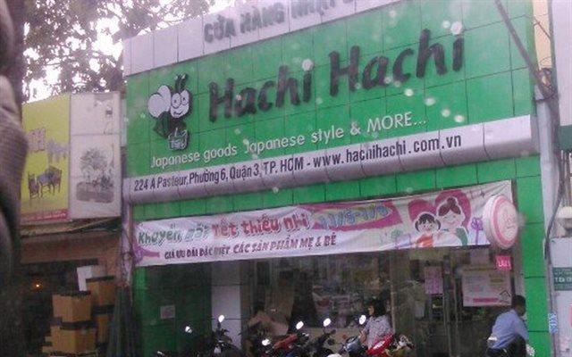 Hachi Hachi - Cửa Hàng Nhật Bản - Pasteur