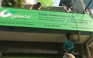 Cửa hàng rau sạch ORGANICA - Hoàng Văn Thụ