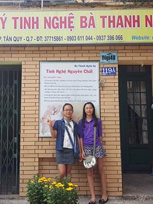 Tinh bột nghệ Bà Thanh Nghệ An