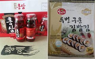 Cửa hàng thực phẩm Hàn Quốc Shin & Chan