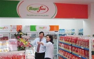 Cửa hàng Thực Phẩm Vietgap Sagrifood - Nơ Trang Long