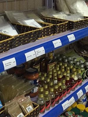 Cửa hàng dụng cụ và nguyên liệu bánh abby - Chùa Bộc