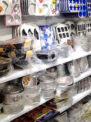 Cửa hàng dụng cụ và nguyên liệu bánh abby - Trần Thái Tông