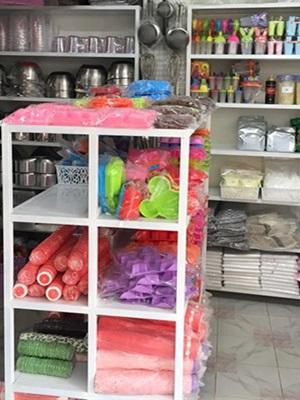 Cửa hàng dụng cụ và nguyên liệu bánh abby - Đào Tấn