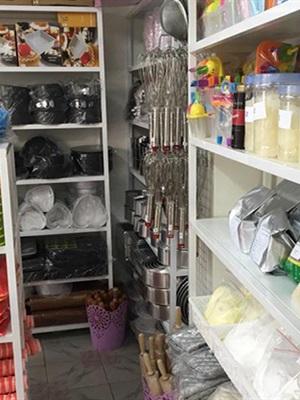 Cửa hàng dụng cụ và nguyên liệu bánh abby - Tân Mai