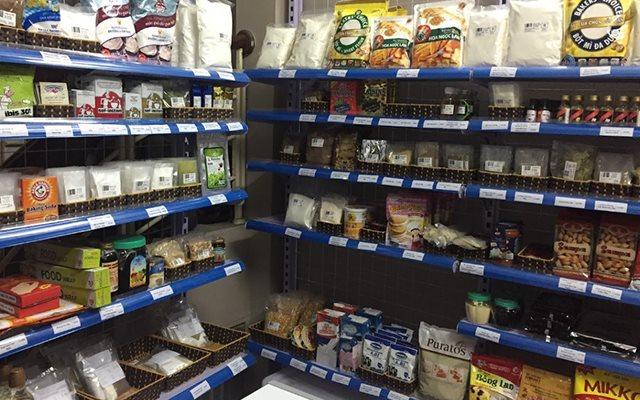 Cửa hàng dụng cụ và nguyên liệu bánh abby - Bạch Mai