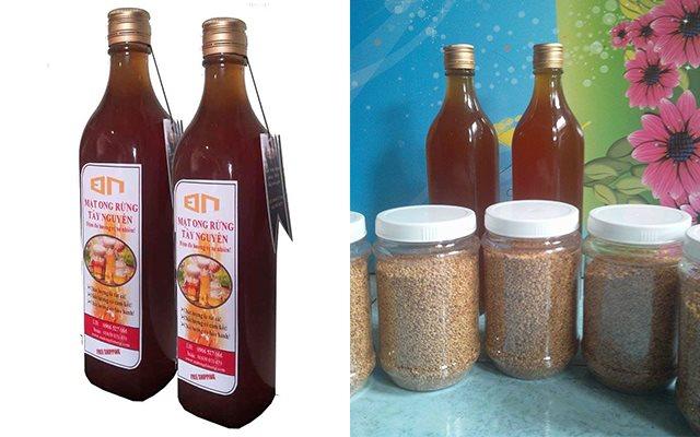 Mật ong nguyên chất Tây Nguyên - Nguyễn Như Hạnh