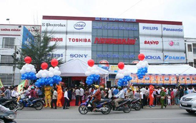 Trung tâm mua sắm Nguyễn Kim - Nguyễn Oanh