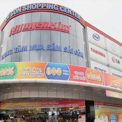 Trung tâm mua sắm Nguyễn Kim - Ấp Bắc
