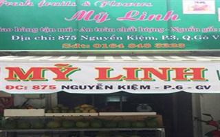Shop trái cây sạch và hoa tươi Mỹ Linh