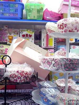 Shop dụng cụ làm bánh - Bùi Ngọc Dương