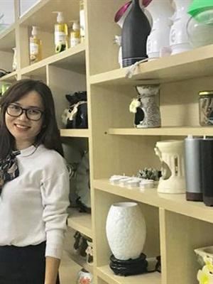Shop tinh dầu Vincy - Duy Tân