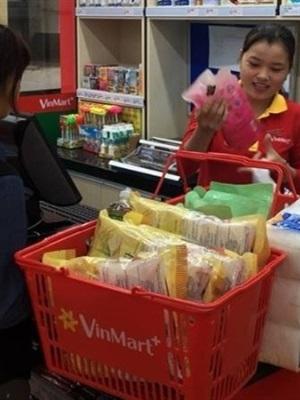 VinMart+ - 485 Trần Cao Vân