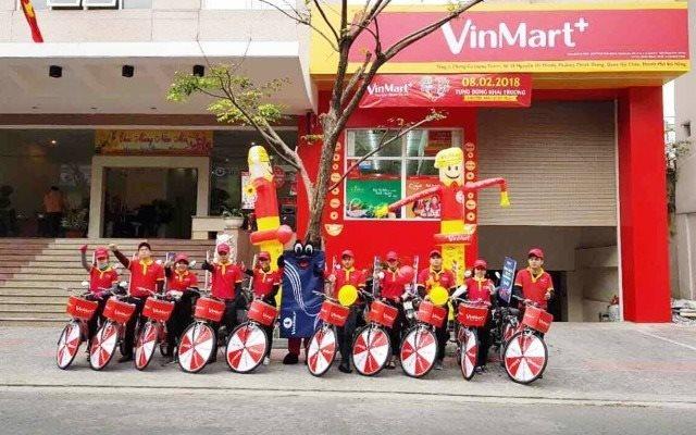 VinMart+ - 38 Nguyễn Chí Thanh