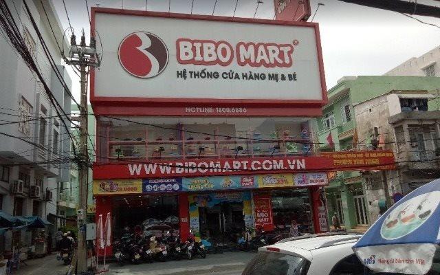 Bibo Mart - 327-331 Hùng Vương