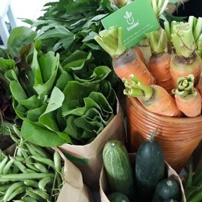 Cửa hàng rau sạch Greenbot