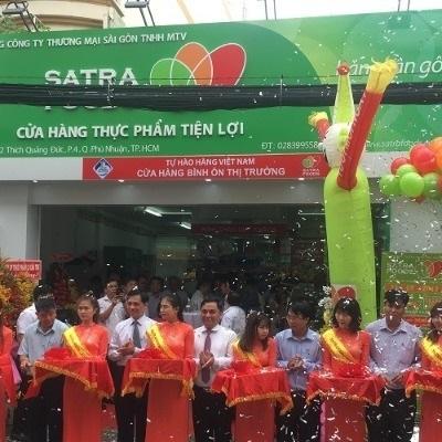Satra Foods - 140-142 Thích Quảng Đức